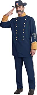 Plus-Size Extra Large Union Officer Costume