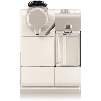 Nespresso Lattissima Touch Original Espresso Machine with Milk Frother by De'Longhi, Creamy White