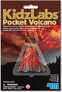 4M FSG3218 KidzLabs Pocket Volcano