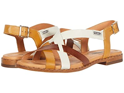 Pikolinos Algar W0X-0556C1 (Honey) Women