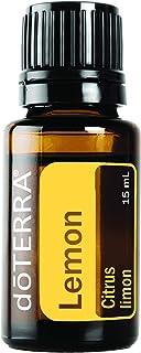 doTERRA, Lemon, Citrus limon, Pure Essential Oil, 15ml