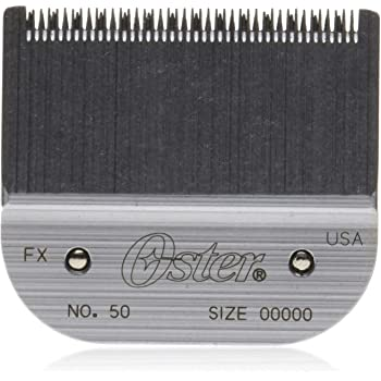 OSTER Cryogen-X Blade Set for Turbo 111 Clipper Size 00000 (1/125 inch/0.2mm) (Model: 76911-006)