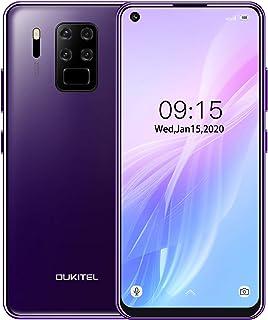 comprar comparacion Teléfono Móvil 4G OUKITEL C18 Pro (2020), Cámara 16MP + 8MP + 5MP + 2MP, 6.55 '' Full HD Smartphone Libre, Helio P25 Octa ...