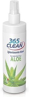 Igienizzante mani cosmetico con aloe vera, Acido Ialuronico, Argento attivo e tea tree oil - dispenser Maxi formato