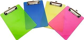 Mini Multicolored Clipboards, by Dondor (9