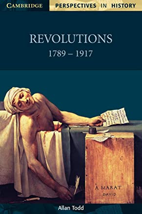 Revolutions 1789-1917 (Cambridge Perspectives in History)