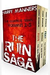 Ruin Saga Boxset: The Complete Series: Volumes 1-3 Kindle Edition
