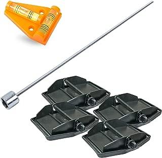 Avvitatore a batteria Aufsatz 19/mm Noce per manovella stuetzen 34/cm per camper e caravan