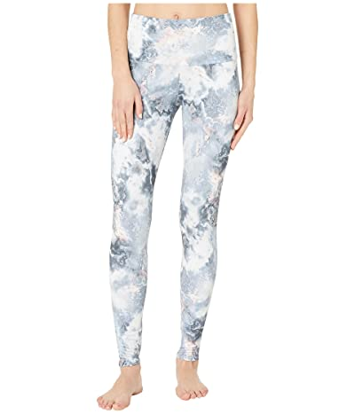 Onzie High Rise Leggings (Dreamy Marble) Women