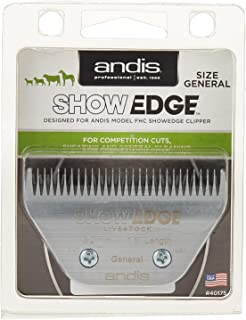Andis Show Edge Detachable Livestock Blade, General