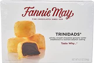 Fannie May Trinidads Chocolate Candy----6.5 Oz. Box