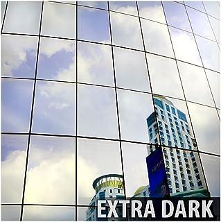 BDF S05 Window Film Daytime Privacy One Way Mirror Silver 5 (48in X 12ft)