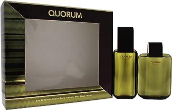 Antonio Puig Gift Set for Men, Quorum (Pack of 2)