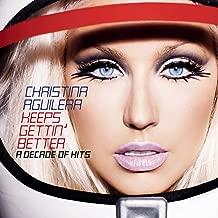 christina aguilera greatest hits