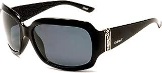 Coleman Women's CC1 6024 Polarized Sunglasses Audrey Hepburn Style