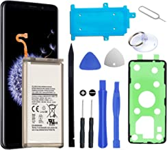 HDCKU Galaxy S9 Plus Battery Replacement Kit for Samsung Galaxy S9 Plus EB-BG965 EB-BG965ABA G965U G965F G965W 3500mAh Repair Kit(1 Year Warranty)