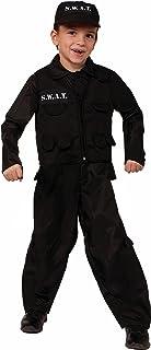 Forum Novelties SWAT Police Child Costume, Medium