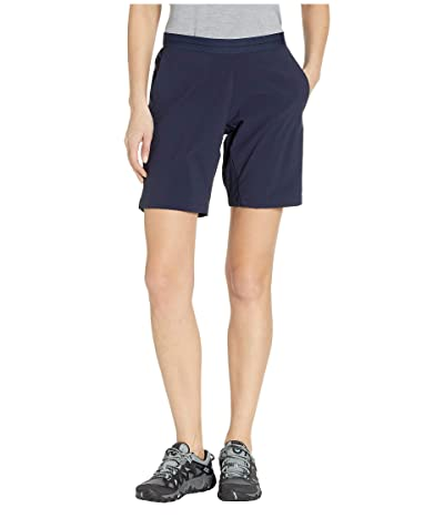 adidas Outdoor Lite Flex Shorts (Legend Ink) Women