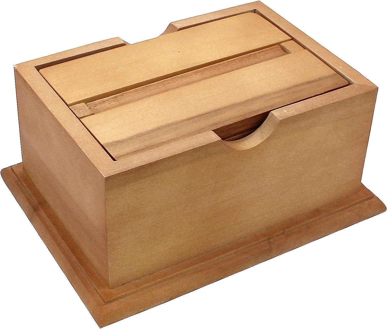 Wood Cigarette Box - Ranking TOP11 Surprise New item Dispenser Magic Delight Wooden