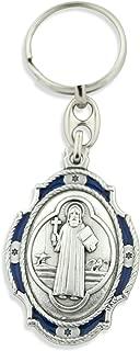 Catholic Saint Benedict Key Chain