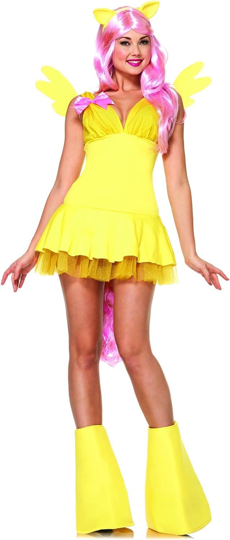 tienda de venta My Little Little Little Pony Fluttershy Adult Costume Small  los clientes primero