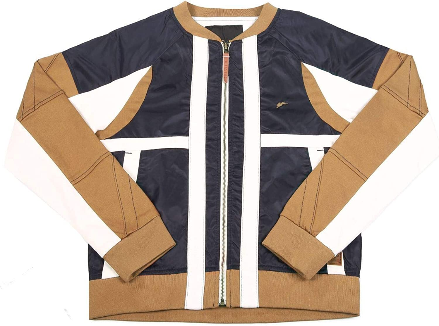Max 74% OFF A. Tiziano Rodney Men's With depot Jacket Twill Stripes