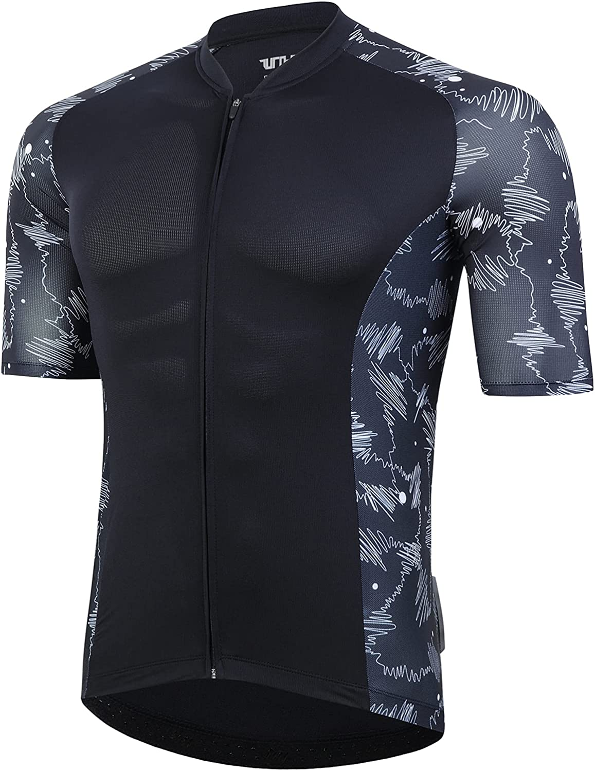 Turnhier Men Max 55% OFF Bike Jersey Sales Short for Sleeves Fu Cycling