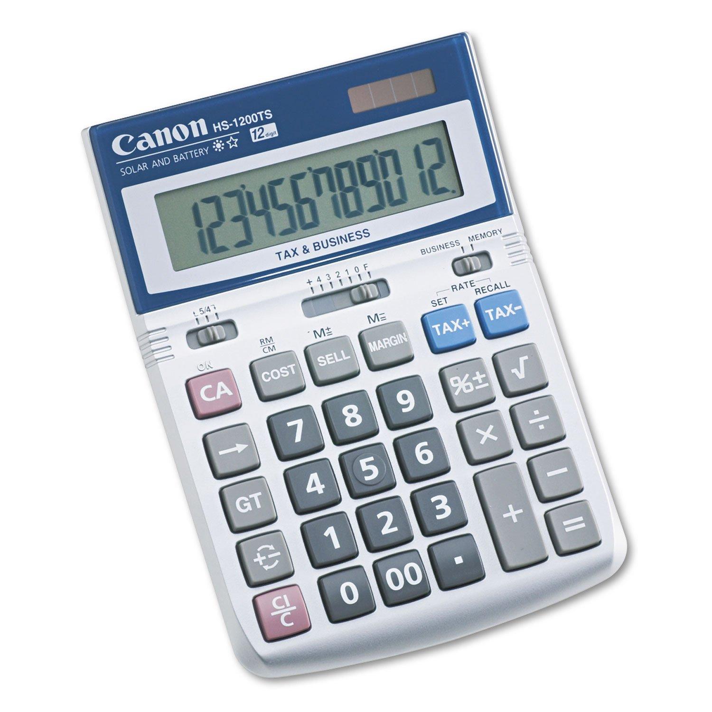 Canon HS 1200TS 12 Digit Display Calculator