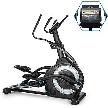 Capital Sports Helix Star UP Bicicleta elíptica Orbital, Apoyo con ...