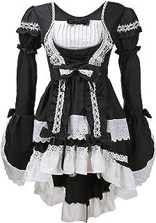 Lolita Maid Hausmädchen Cosplay Kostüm