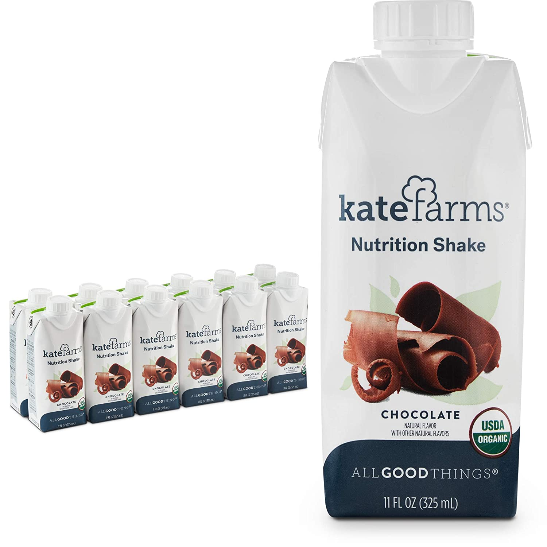 High quality Kate 5 popular Farms Organic Nutrition Shakes Nutrient Vegan Dense R Meal