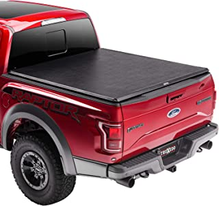 TruXedo TruXport Soft Roll-up Truck Bed Tonneau Cover | 247101 | fits 93-08 Ford Ranger Flareside/Splash 6' Bed