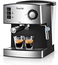 Saachi Espresso, Cappucino, Cafe Latte Coffee Machine