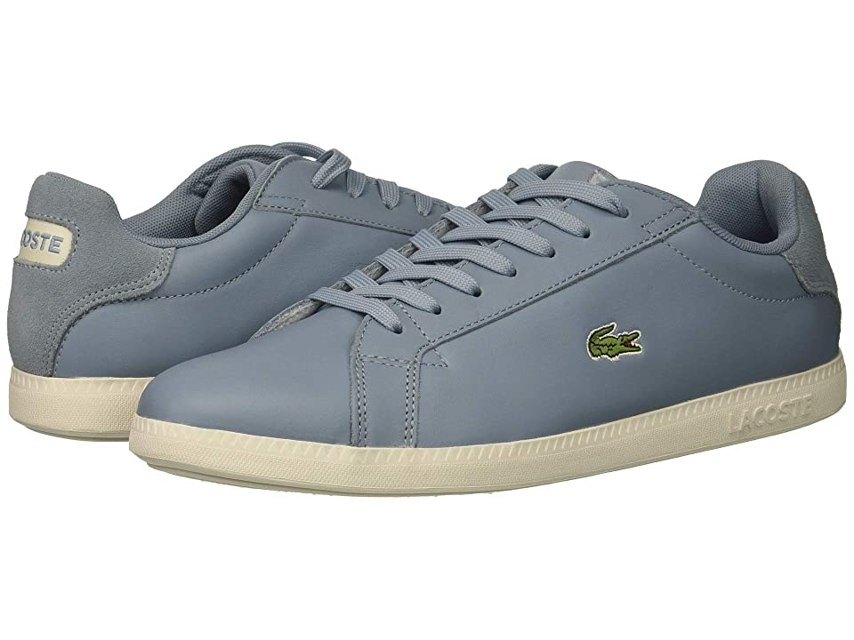 Lacoste Graduate 418 1 (Light Blue/Off-White) Women