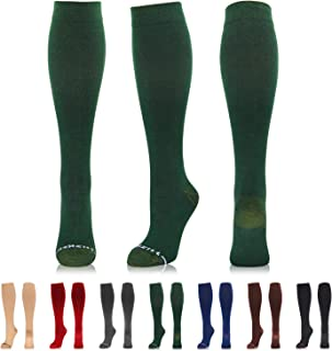 Copper-Infused Compression Sock (15-20 mmHg) for Men & Women