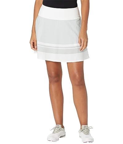 PUMA Golf Pwrshape Stripe Skirt