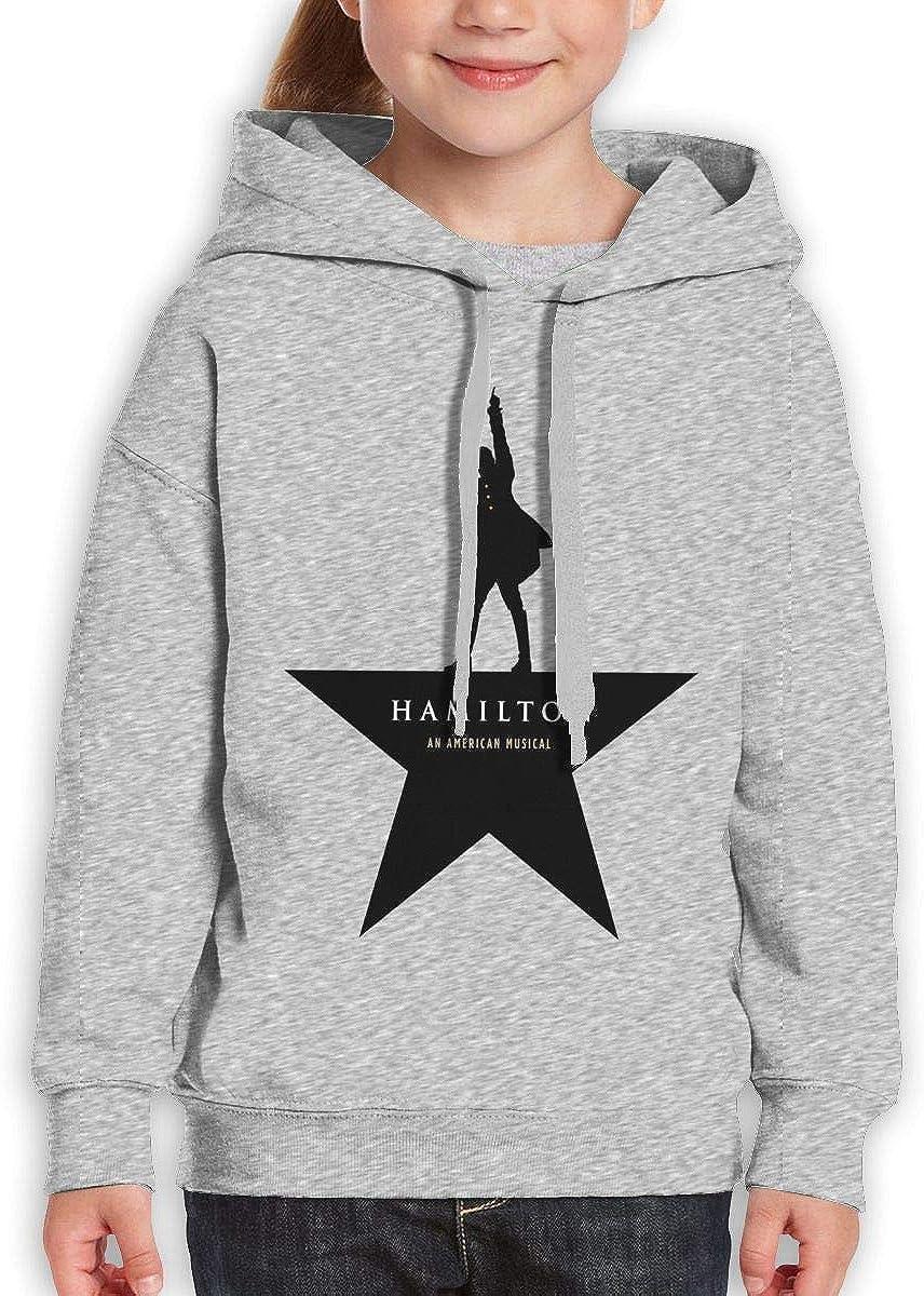 Teen Girls Boys Youth Sweater Music of Alexander Hamilton Star