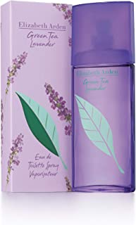 Elizabeth Arden Green Tea Lavender - perfumes for women, 100 ml - EDT Spray