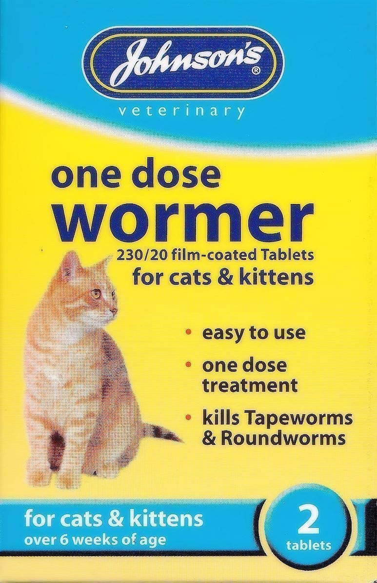 Sipw Cat Kitten One Dose Wormer Tablet Or Worming Granules Roundworm Tapeworm One Dose Wormer Amazon Co Uk Pet Supplies