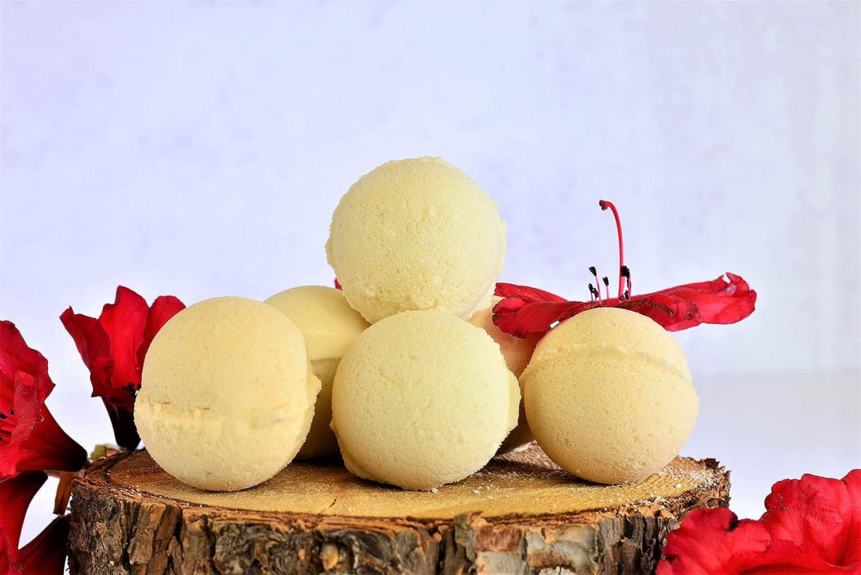 Oatmeal Honey Mini Goat Milk Bath mini Bombs pack unisex goat Quantity limited 6 of