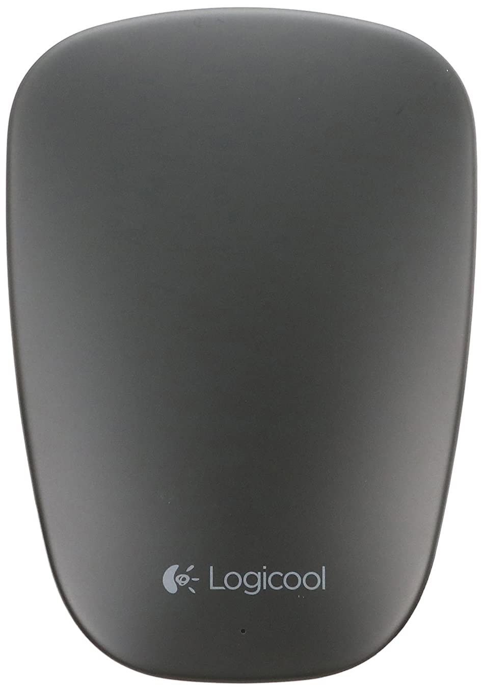 甥先どれLOGICOOL ロジクール Bluetooth ウルトラスリム タッチマウス ブラック T630BK