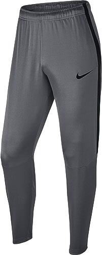 NIKE Hommes's Epic Knit Pants, Cool gris noir noir noir, grand