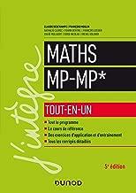 Maths MP-MP* - Tout-en-un - 5e éd (Concours Ecoles d'ingénieurs) (French Edition)
