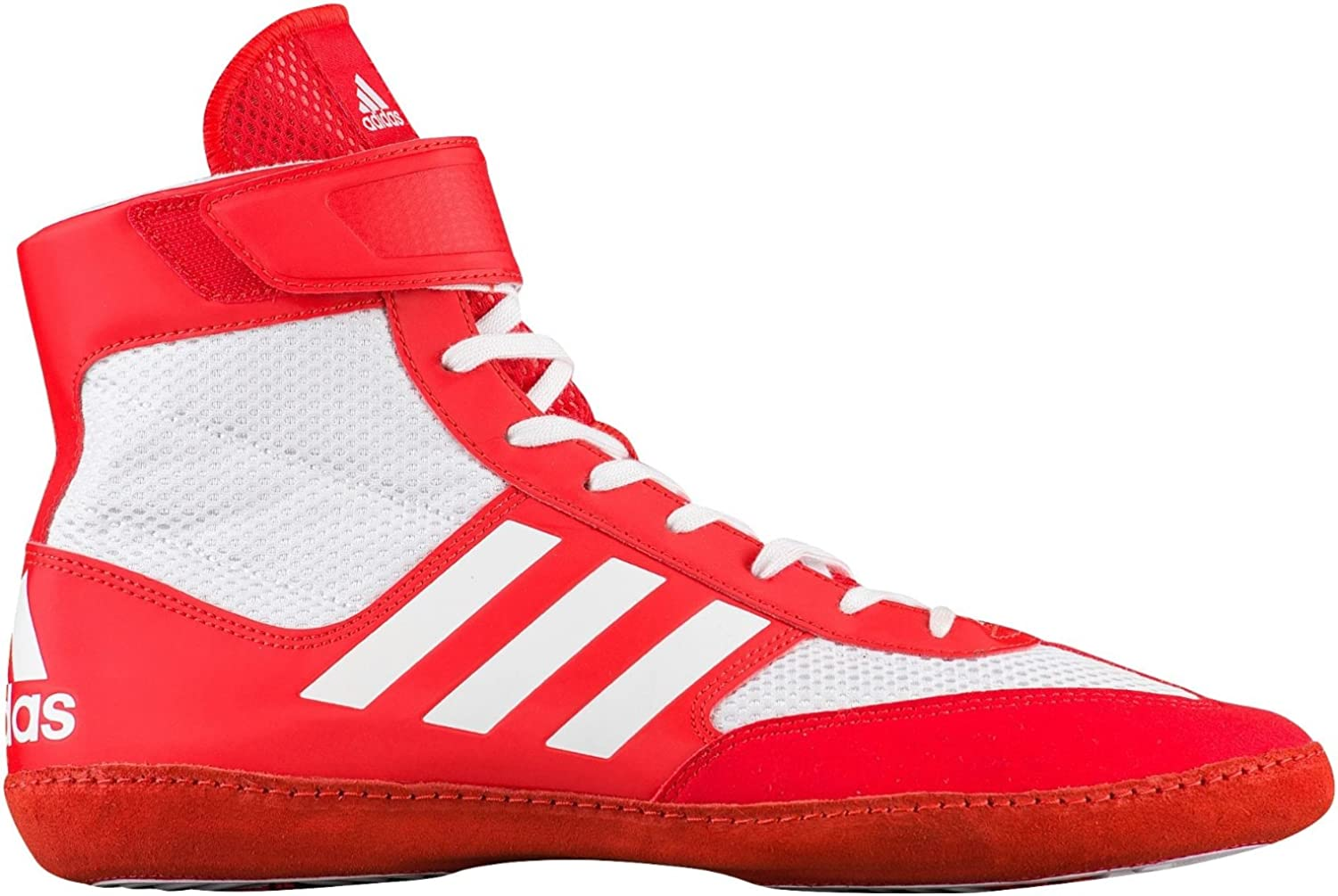 Adidas Hommes's Combat Speed.5, Core rouge blanc Core rouge, 8 M US