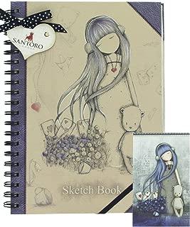 Santoro Gorjuss Sketchbook - Dear Alice