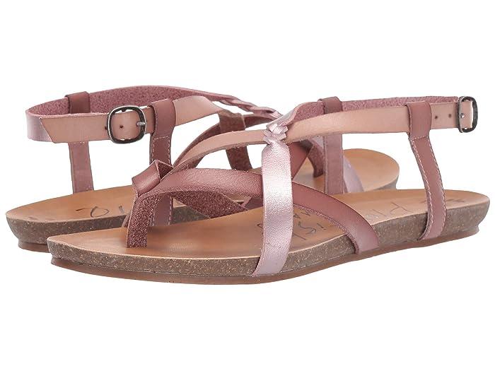 Blowfish  Granola-B (Mauve/Blush/Purple Sage) Womens Sandals