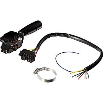 Amazon.com: Grote 48282 Black Universal Turn Signal Switch with  Lift-to-Dim: AutomotiveAmazon.com