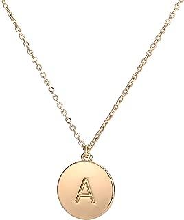 Best monogram necklace size chart Reviews
