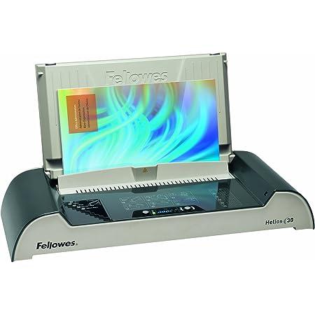 Fellowes Helios 30 5641001 Office Thermal Binding Device Platinum Black Bürobedarf Schreibwaren