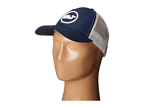 Vineyard Vines Whale Dot Performance Trucker Hat at 6pm 77f9cf551df